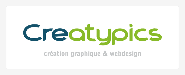 Creatypics, creation graphique et webdesign